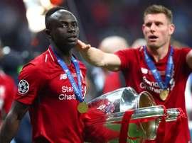 Mané veut gagner la CAN avec le Sénégal. Goal