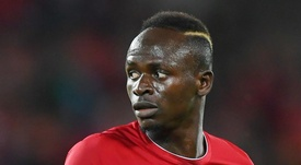 Sadio Mane starts for Liverpool v Chelsea. GOAL