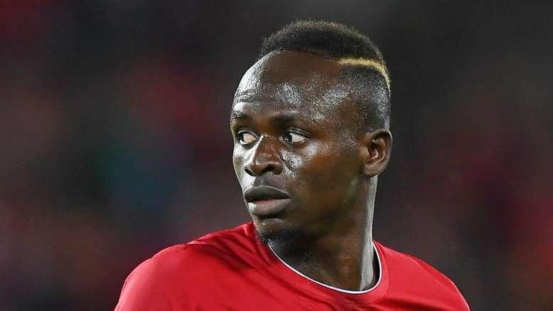 Sadio Mane starts for Liverpool v Chelsea. GOAL