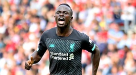 Sadio Mane was key for Liverpool in their win over Southampton. GOAL