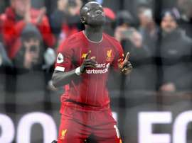 Mane deserved to be at least top three in Ballon d'Or. AFP