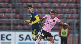 Saïd Arab évoque son avenir avec Paris FC. GOAL