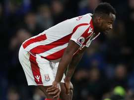 Berahino has struggled in front of goal for the past two years. GOAL
