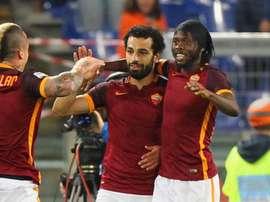 Gervinho wall full of praise for Salah's application. GOAL