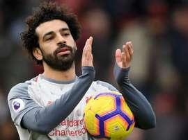 Salah named Milner as Man of the Match. GOAL