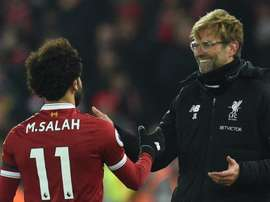 Klopp se recusa a colocar preço em Salah.Goal