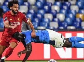 Liverpool-Napoli ad Anfield di Champions.