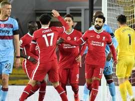 Liverpool égale sa plus longue série d'invincibilité à domicile. goal