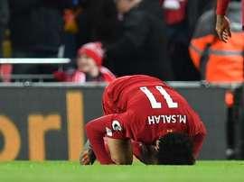 Liverpool in ansia: Salah si ferma con l'Egitto