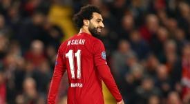 La drôle de surprise de Salah à sa fille. Goal