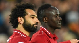 Dirk Kuyt believes Liverpool have the best attack in Europe. GOAL