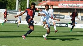 Salcedo è un giocatore dell'Inter. Goal