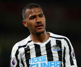 Rondon is reunited with Benitez after moving to China. GOAL