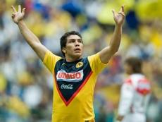 Salvador Cabañas. Goal