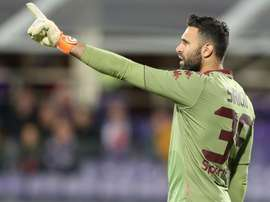 Sirigu pourrait rebondir à Naples. Goal