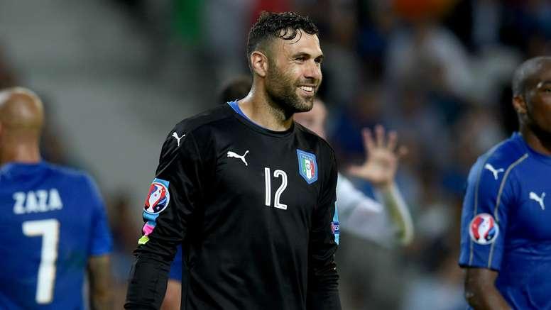 Salvatore Sirigu retrouve les terrains avec le Torino. Goal