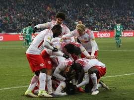 Undicesima eliminazione per il Salisburgo. Goal