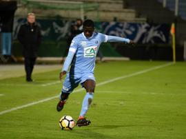 Sissoko vers Reims. Goal