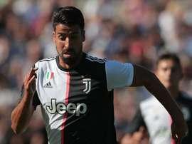 Juventus, Khedira dopo l'operazione: 'Tornerò presto ad aiutare la squadra'