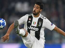 Khedira is back after a heart scare. GOAL