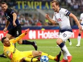Analyse de Samir Handanovic. Goal