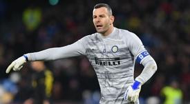 Handanovic farà di tutto: pronto un tutore per poter giocare Inter-Milan. Goal