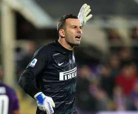 Handanovic a doubt for Milan derby after Inter confirm finger fracture. GOAL