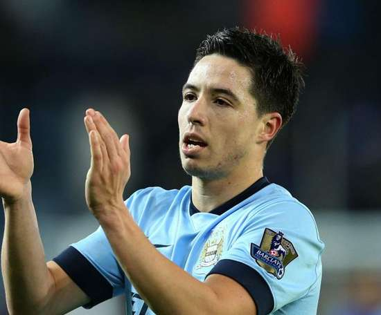 Nasri is now a free agent. GOAL