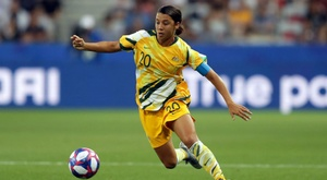 Australia, New Zealand bid to co-host 2023 Women's World Cup. AFP