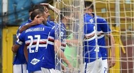 Gabbiadini decide il Sampdoria-Torino.