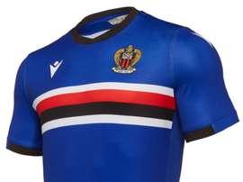 Nizza, la nuova maglia è una 'copia' della Sampdoria. Goal