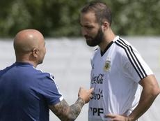 Argentina terá mudanças em jogo decisivo.Goal