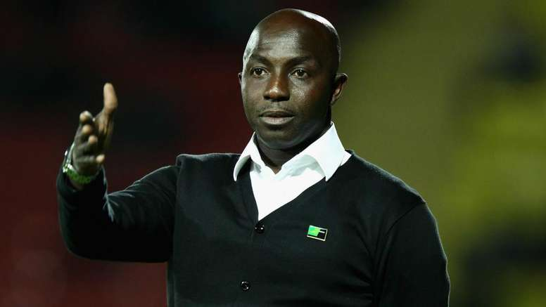 Ex-Nigeria boss Siasia banned for life from football for match manipulation. GOAL
