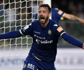 Verona punish nine-man Cittadella to win Serie A promotion. Goal