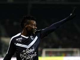 Kalu, homme fort de Bordeaux. Goal