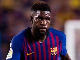 Umtiti quer jogar contra o seu ex-clube. Goal