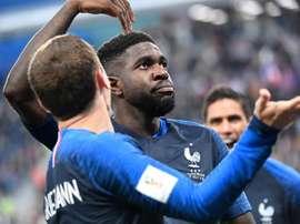 Umtiti respondeu as declarações dos jogadores belgas e negou favoritismo. Goal