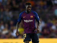 Valverde unsure if Umtiti will return to starting XI. GOAL
