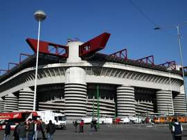 The San Siro is to be knocked down. GOAL