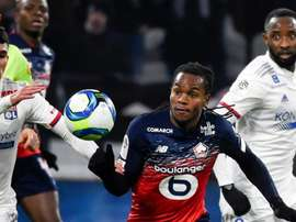 Lille's Sanches makes PSG claim. GOAL