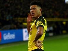 Sancho has enjoyed an outstanding season for Borussia Dortmund. GOAL