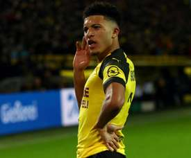 Sancho has enjoyed an outstanding season for Borussia Dortmund. GOAL