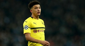 Klopp: Liverpool wanted Sancho