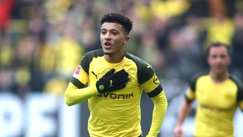 Sancho was the star of Dortmund's side this season. GOAL