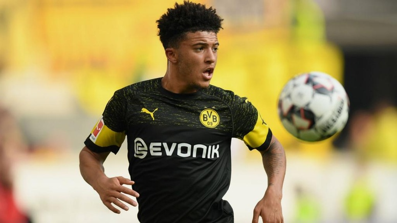 Zorc dismissed claims Manchester City have a buy-back option on Sancho. GOAL