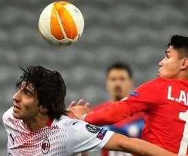 Milan accroche le LOSC. goal