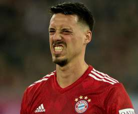 Sandro Wagner has fired a warning to Bayern's upcoming opponents. GOAL