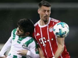 Wagner on target in Bayern romp. Goal