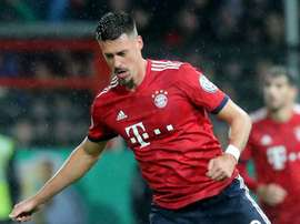 Wagner scored as Bayern beat Rodinghausen in the cup. GOAL
