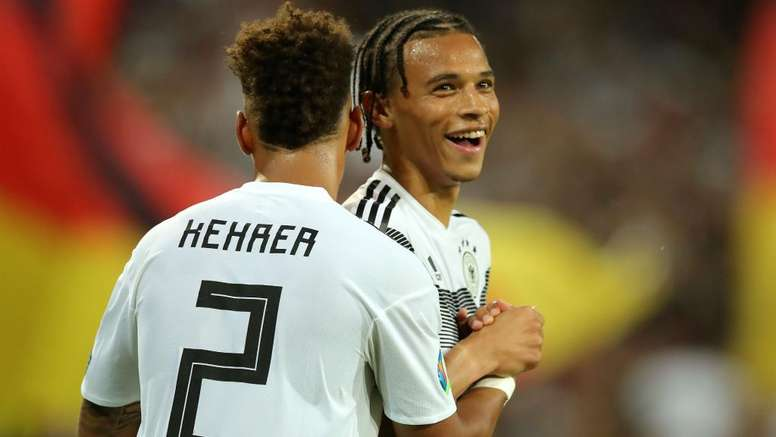 Sane shuts down questions about Bayern Munich speculation. Goal